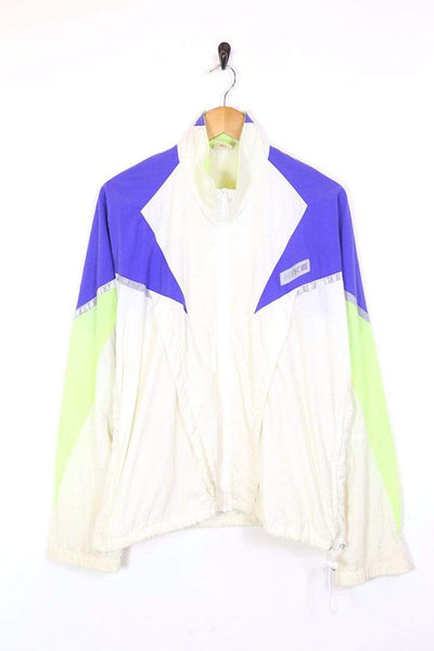 Nike Jacket Women's Nike Windbreaker Jacket - White L