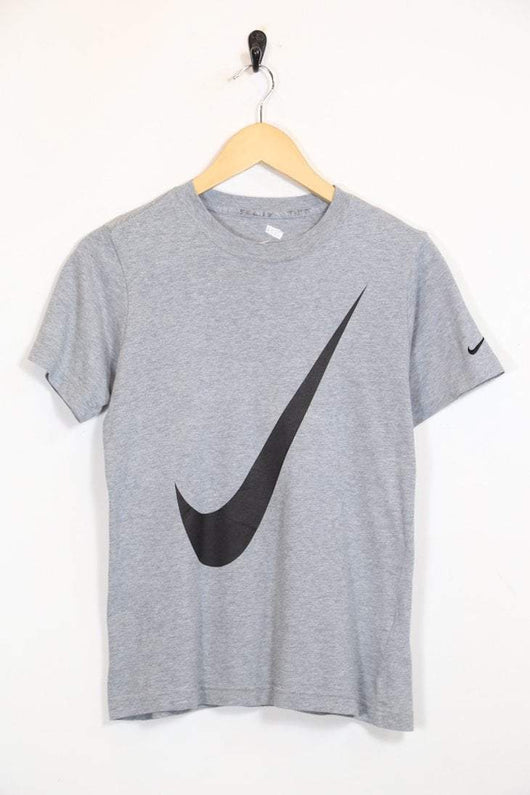 Nike T-Shirt M / Grey / Cotton Women's Nike T-Shirt - Grey M