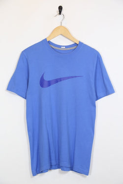 Nike T-Shirt S / Blue / Cotton Men's Nike T-Shirt - Blue S