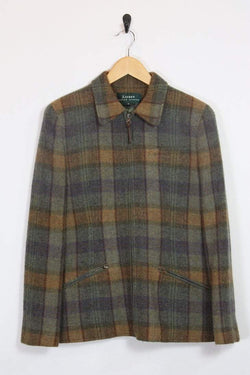 Ralph Lauren Jacket Vintage Ralph Lauren Checked Jacket