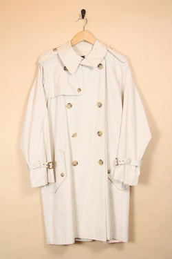 Women's Ralph Lauren Trench Coat - Cream M