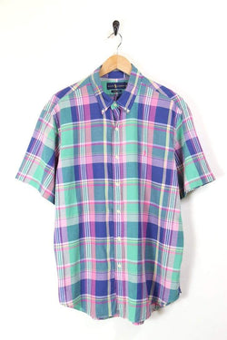 Men's Ralph Lauren Checked Shirt - Multi XL