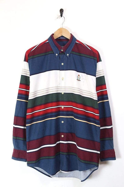 Men's Ralph Lauren Chaps Striped Shirt - Multi XL