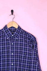Ralph Lauren Shirt Ralph Lauren Blue Checked Shirt
