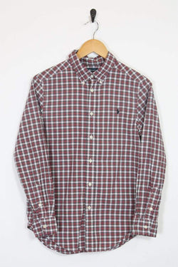 Ralph Lauren Shirt Vintage Ralph Lauren Checked Shirt