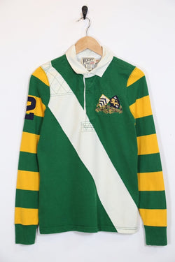 Ralph Lauren Top Vintage Ralph Lauren Long Sleeved Rugby Shirt