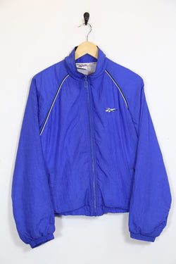 1990s Women's Reebok Jacket - Blue S