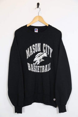 Russell Athletic Sweatshirt Vintage Russell Athletic Sports Sweatshirt