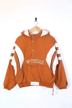 Starter Jacket TOP 25 Men's Starter Texas Longhorns NCAA Jacket - Orange S