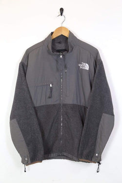 The North Face Jacket Men's The North Face Fleece Jacket - Grey L