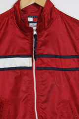 Tommy Hilfiger Jacket 1-12 years old / red Vintage Boy's Tommy Hilfiger Jacket