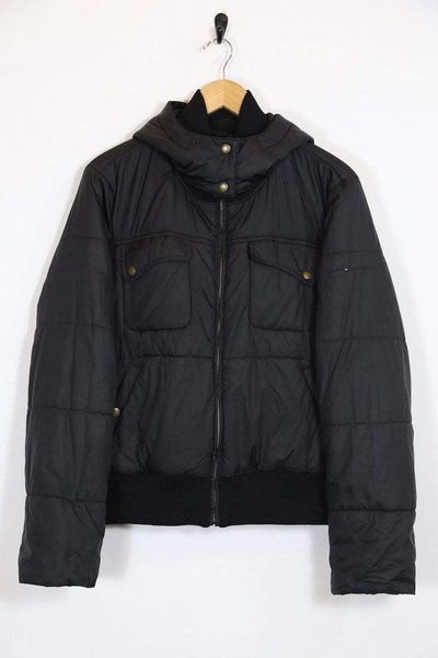 Women's Tommy Hilfiger Puffer Jacket - Black S
