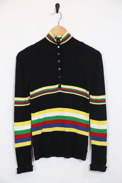 Tommy Hilfiger Top Vintage Tommy Hilfiger Striped Jumper