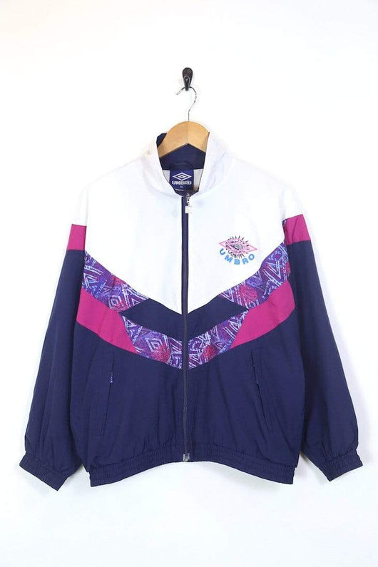 Umbro Jacket Women's Umbro Windbreaker Jacket - Multi S