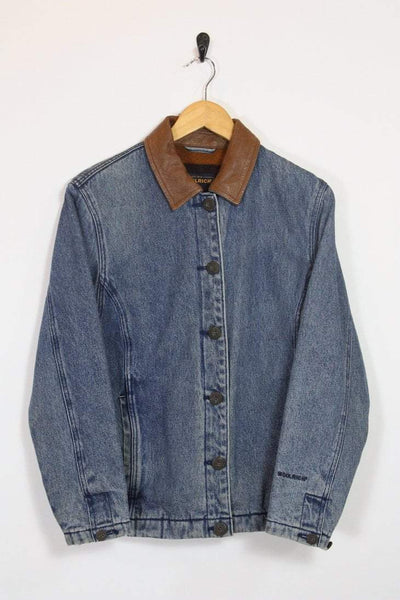 Woolrich Jacket Vintage Woolrich Denim Jacket