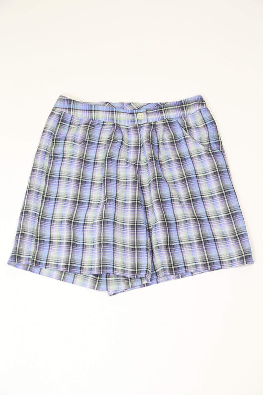 Woolrich Shorts Vintage Woolrich Check Shorts