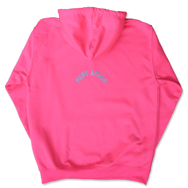 "NEON CANDY""MORE AMOUR"" HOODIE"