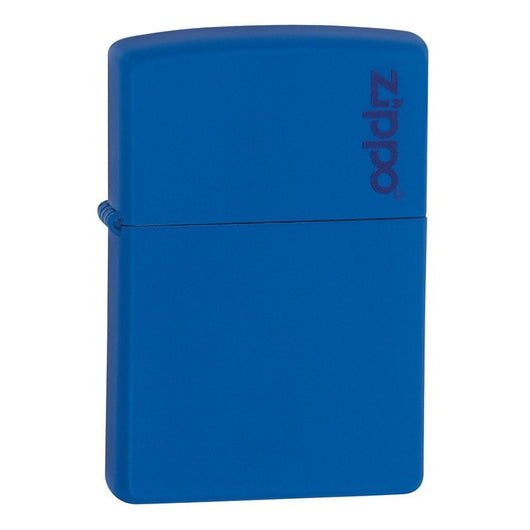 299ZL - Royal Blue Matt Zippo lighter