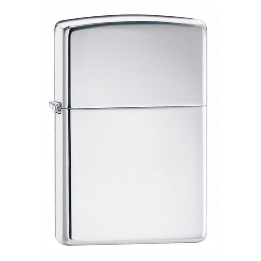 Classic high polish chrome Zippo lighter