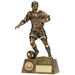 A1090C.01 - Top Goal Scorer Pinnicale Football Trophy