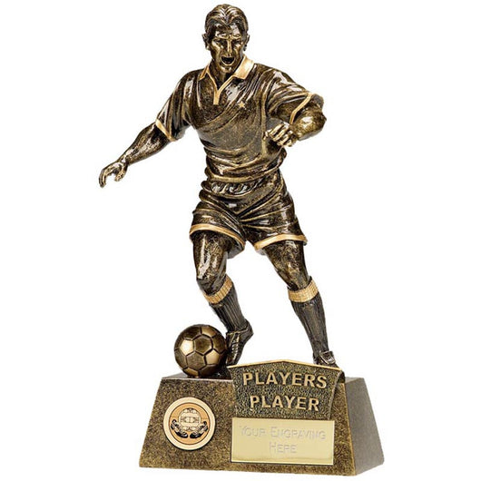 A1090C.02 - Players Player Pinnicale Football Trophy
