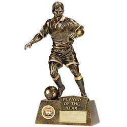 A1090C.03 - Player of the Year Pinnicale Football Trophy