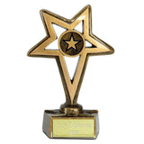 A1267 - Europa Star Multi Achievement Awards Trophy