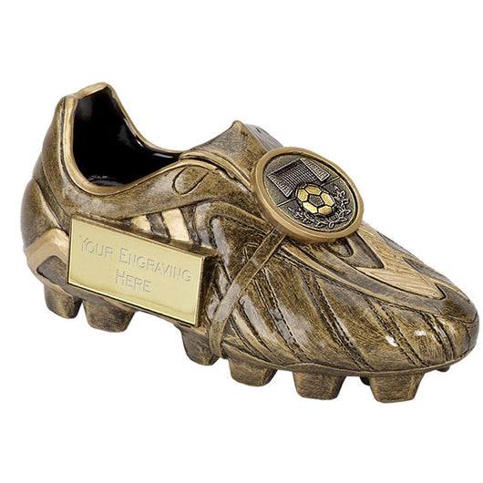 A1305 - Premier 3D Boot Football Trophy (3 Sizes)