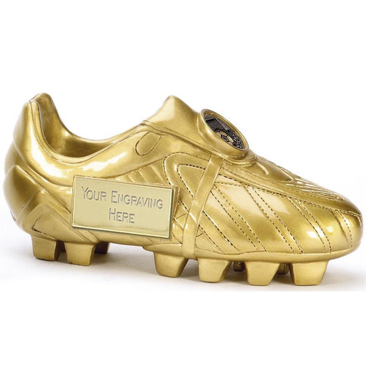 A1391 - Premier 3D Golden Boot Trophy