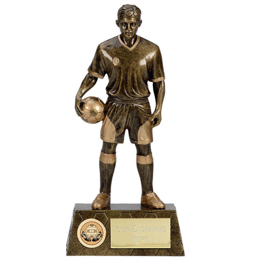 A1414 - Trophy Footballer (5 Sizes)