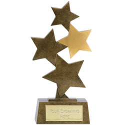 A1790 - Starburst Multi Achievement Awards Trophy