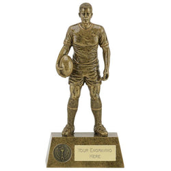 A1831 - Rugby Player Trophy