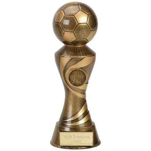 A4012 - Ace Gold Football Trophy