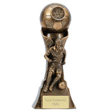 A4039 - Genesis Male Footballer Trophy (3 Sizes)