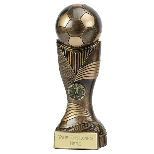 A4052 - Motion Football Trophy (5 Sizes)