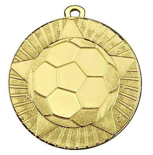 Gold State Football Medal