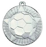 AM1202.02 - Silver State 50mm Football Medal