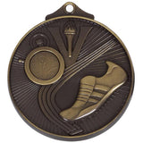 Bronze San Francisco Athletics Track Medal