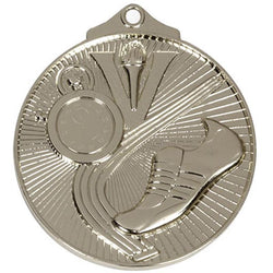 ATHLETICS TRACK MEDALS ONLINE Silver San Francisco Athletics Track Medal