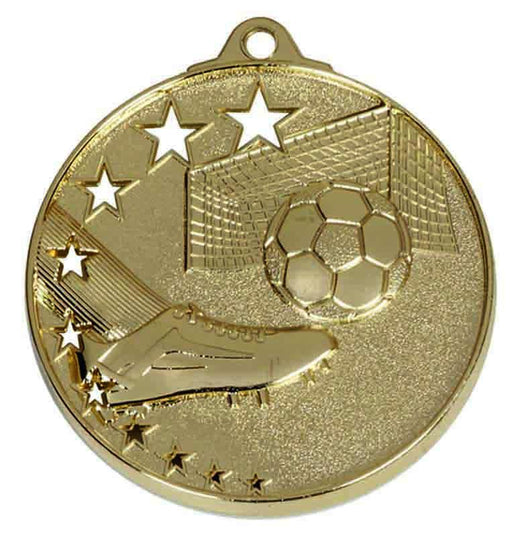 Gold San Francisco Football Medal