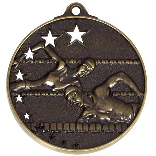 Bronze San Francisco Swimming Medal