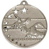 ONLINE SWIMMING MEDAL STORE Silver San Francisco Swimming Medal