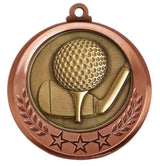 AM6030.27-M003 - Bronze Spectrum Golf Medal