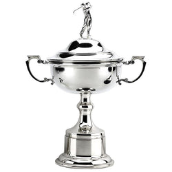 Supreme Pewter Golf Presentation Cup