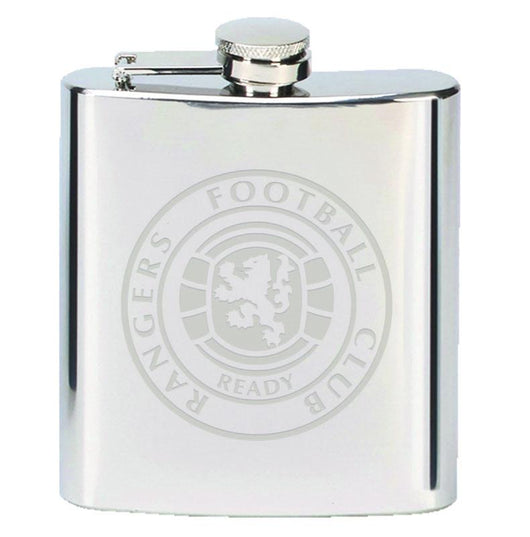 HF001 - 6oz Stainless Steel Hip Flask