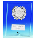 JC002AN - Crest Jade Glass Award (4 Sizes)