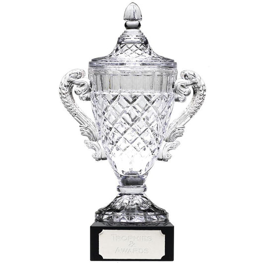 Merit Glass Presentation Cup