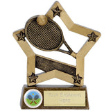 N02007A/G - Economy Star Tennis Trophy