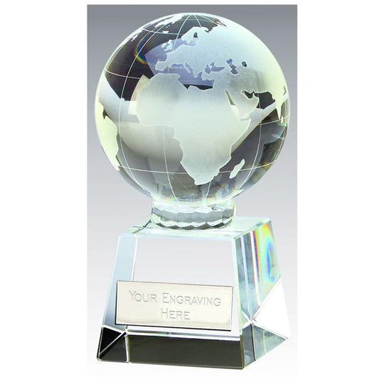 OK037 - Globe Optical Glass Award