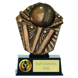 PK154 - Micro Cricket Trophy (12.5cm)